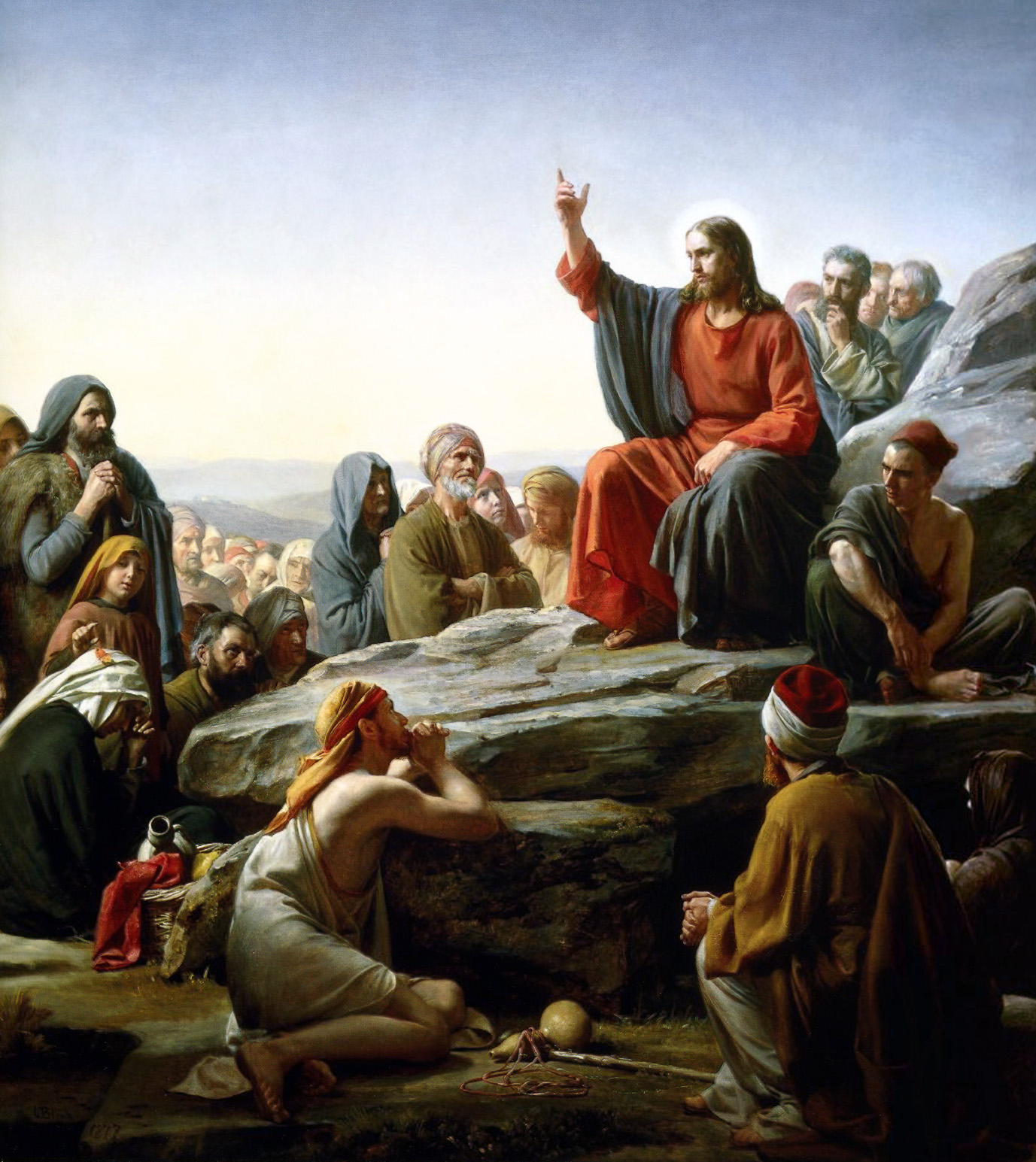 The Wise and Foolish Builders (Matthew 7:24-27)