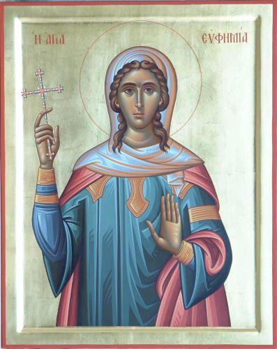 Great-Martyr Euphemia