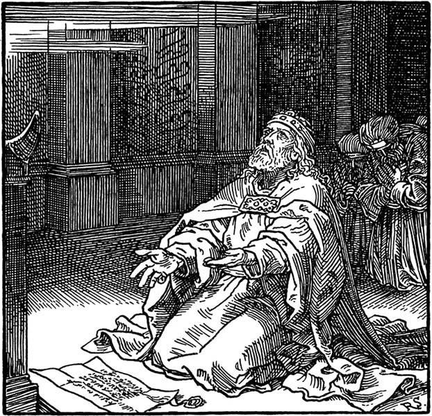 Sennacherib and Hezekiah (2 Kings 18:1-19:37)