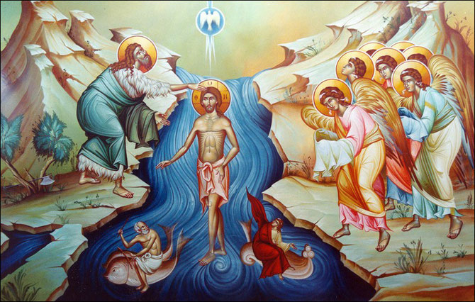 What Christ's Baptism Accomplished For Us (Matthew 3:13-17)