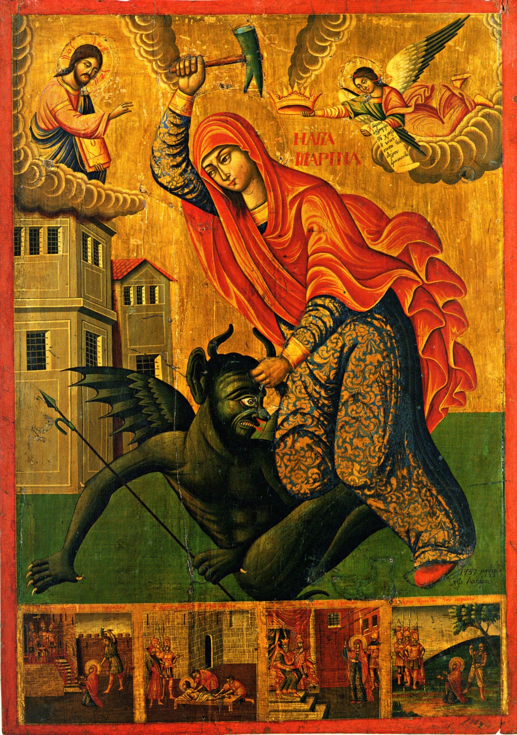 Resisting the Devil
