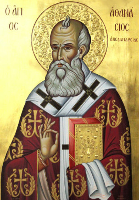Athanasius Against the World