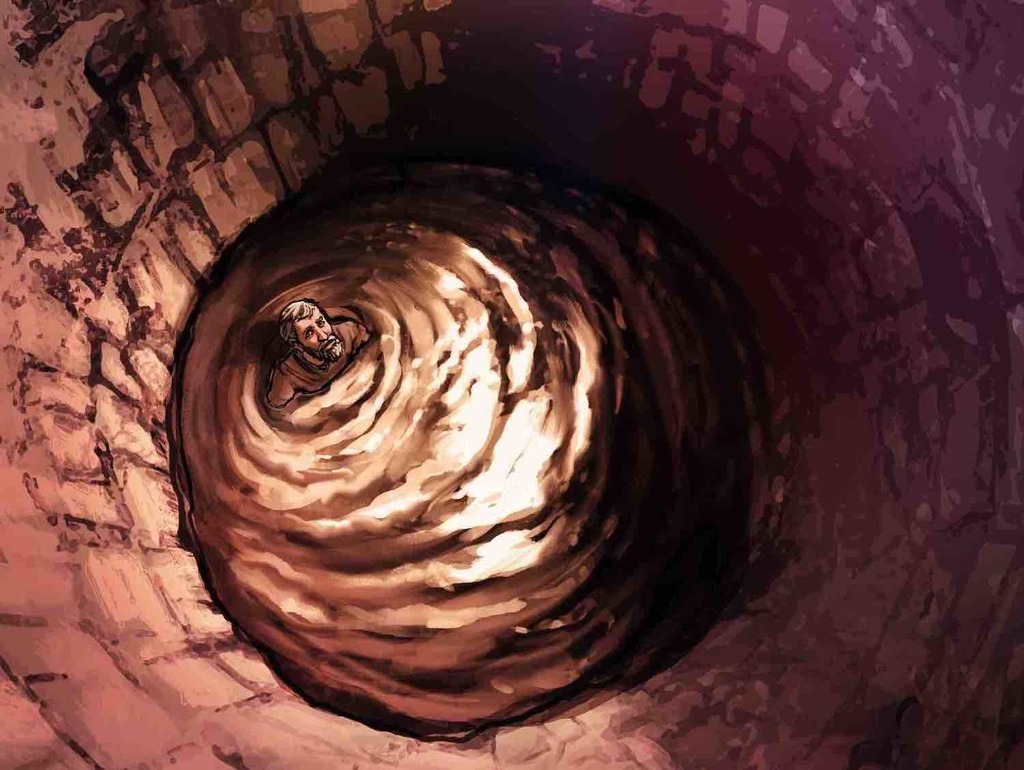 Out of the Pit (Psalm 39:1-10)